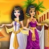 Elsa And Jasmine Shopping In Egypt is a fun filled online game that most girls
