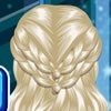 Step into Elsas Frozen ice palace and give her a beautiful new hairstyle. First wash and moisturize her beautiful long hair, blow dry it and prepare it for styling. Then choose from three intricate braid designs and give Elsa a brand new look! Have fun playing this frozen hairstyle game featuring the beautiful Queen Elsa! Have fun playing sky breeze games.