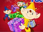 Enter Santa's fantasy toy factory and give his hard working little elves a help