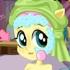 Fluttershy is one of the cutest, but most shy Equestria girls. She wants to be