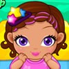 Play our latest baby caring game and take care of ever after high baby Hood n w