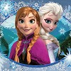 The hometown of Elsa and Anna is under a magic spell. It is up to you to find a