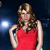 Dress up this hot American pop singer and songwriter. Her look can contribute t
