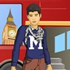 Join us on a trip to London to meet the gorgeous Zayn Malik! The cute One Direction member needs your help choosing an outfit to wear for a tour of the capital city.