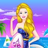 Hello ladies! In today's fabulous dress up game called Fabulous Beachwear Dress