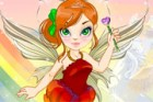 The annual fairy dance contest is starting today! And this pretty fairy is look