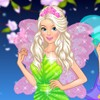 Play this game and dress up one of the fairy sisters! Choose from a variety of fairy dresses, jewelry and wings. Have fun!