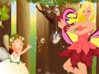 Girls welcome to fairy world. Here you will meet our beautiful fairy mom and he