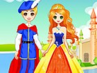 In the fairytale world there is a princess and a prince that fall in love at fi