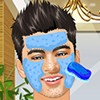 Zayn Jawadd Malik born January 12, 1993, is a member of One Direction along with Harry Styles, Liam Payne, Louis Tomlinson, and Niall Horan. Zayn was born in West Lane, Baildon, Bradford, England. He is of English and Pakistani descent. in this cool celebrity makeover game you can make a facial make up to Zayn Malik. You can dress up him with nice clothes.