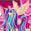 Pony princesses have the loveliest hair ever se...