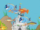This is a cool fish aquarium game for you. You will be able to create this aqua