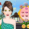 In this game for girls we present you an easy way to dress up and make up, fabu