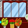 Jessie just opened up a brand new flower shop! Help her design her shop, displa