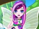 Choose your hairstyle for this beautiful fairy girl. You can choose the style a