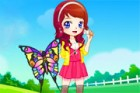 Today is a windy spring day; a great day to fly my kite. Come and join me to ha