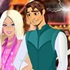 Prince Flynn is cheating on Princess Rapunzel and you must find some clue and t