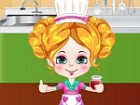 Food Safety with Kiki: Girls, in the first lesson, we have learned about kitche