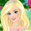 Use your skills and fashion knowledge to help our cute fairy get ready for the