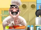A free will based cooking game is all about food and skill. 