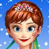 Anna is cute sister of Elsa from Frozen. We love these sisters too much. Anna is more daring than graceful and, at times, can act before she thinks. She is a clever girl and she always optimistic. You can make up and dress up princess Anna in our realistic makeover game. First Give her a nice facial care. Then make up her with cool make up tools. Finally Dress up her with nice dresses and choose her a hairstyle and some accessories. Have Fun