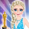Frozen sisters Anna and Elsa is going to attend to oscars 2016. You must dress