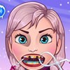 Frozen needs your help doctor, so in this dentist game online you will need to