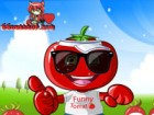 Dress up your funny tomato to fit your style. Y...