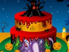 Get in the Halloween spirit by decorating a delicious cake for your spooky hall