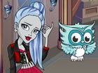 Another fabulous monster teen from Monster High is Ghoulia Yelps, the daughter