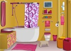 Is your Mom not allowing you to decorate your bathroom? Play this game, get tip