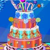 Play this cool game and decorate a nice gingerbread cake for christmas. Have fun with this cke decorating game.