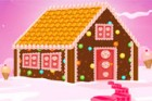 You have everything you need to decorate a perfect gingerbread house: colourful