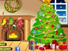 It's time to decorate the Christmas tree! Come and decorate this beautiful, gi