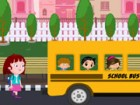 Help this girl who has missed the bus! You must solve a series of challenges an