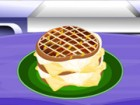 Let us make a Grilled Ham Cheese Waffle Sandwiches! Surprise your family and fr