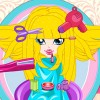 The Hair Styler Salon game is a fun hairdresser...