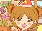 Welcome to the Hair Beauty Salon! This cute girl Sandy works in the Hair Salon