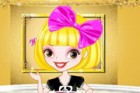 Want to try a new hair style? Welcome to the Surprise hair salon! You can choos