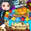 Decorate your own Lovely Halloween cake by choo...