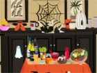 This magical Halloween Room is a challenge that everyone has to play. It devour