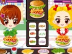 Are you the king of the hamburger? We will be able to see it in this game where
