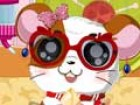 Do you like these cute little animals? Dress your own hamster with nice accesso