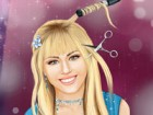The third title of Real Haircuts series has Hannah Montana as main character.
