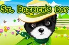 Bow-wow! As the spring is coming, St. Patrick Day is so soon too! Shamrocks sen