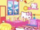 Hello Kitty Bedroom Decoration Game
