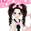 Get the Hello Kitty Gear make up and dress up game started and begin running yo