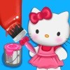 Hello Kitty loves having her friends over for fun and chatting and today they a