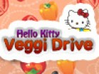 Help Hello Kitty to reach the kid's Place. Avoid vehicles and obstacles or  you