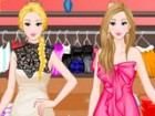 Meika and Mila are twins who adore the world of high fashion. They own a boutiq